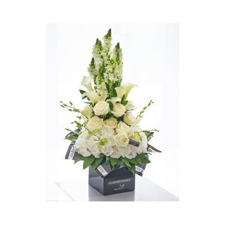 Julien Macdonald Showstopper Orchid, Lily and Rose Hand-tied