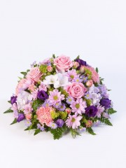 Classic Posy - Lilac & Pink