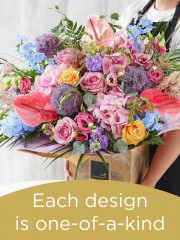 Hand-tied Bouquet £200